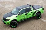 GeigerCars Ford F-150 SVT Raptor The Beast Super Crew Cab 6.2 V8 Kompressor Pickup Baja 1000 Front Seite