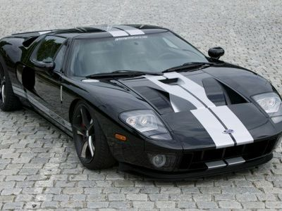 Ford Gt. Ford GT:
