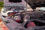 GeigerCars Ford Mustang GT 820 Fastback Muscle Car Pony Car Sportwagen 5.0 V8 Kompressor Leistungssteigerung Tuning Carbon Bodykit Ducktail Auspuff Abgasanlage Klappensteuerung Motor Triebwerk Aggregat