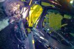 Pagani Zonda Roadster F Clubsport 7.3 V12 Steffen Korbach Unfall Crash Italien Gemballa Wrecked Exotic Supersportwagen