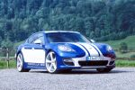 Gemballa GTP 720 Porsche Panamera Turbo 4.8 V8 Biturbo Gran Turismo Leistungssteigerung Tuning Front Seite