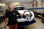134Judd BMW 135i 1er Lenkrad 3.4 V8 Hillclimb Championship Bergrennen