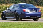G-Power Hurricane GS BMW M5 V10 LPG Liquid Petrol Gas Flüssiggas Weltrekord ASA Kompressor Silverstone Clubsport Speed Flow Front Seite Ansicht