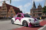 VW Volkswagen Beetle Sunshinetour 2013 Käfer Travemünde