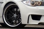 TVW Car Design BMW 1er M Coupe 3.0 Reihensechszylinder TwinPower Turbo Biturbo Rad Felge AM Swiss Design Competec 01