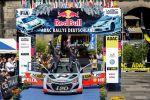 Hyundai i20 WRC World Rally Championship Rallye Weltmeisterschaft Hyundai Motorsport GmbH HMSG Thierry Neuville Rallye Deutschland