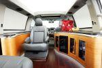 Toyota Sienna Swagger Wagon Supreme SE V6 B.A.D. Company Stretch Van Innenraum Interieur JBL