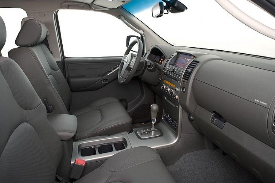 Frontier Speed Test >> Gute Reise oder fiese Tor-Tour? Fahrbericht Nissan Navara ...