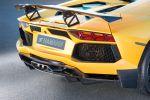 Hamann Lamborghini Aventador Roadster Limited 6.5 V12 Supersportwagen Tuning Leistungssteigerung Zwölfzylinder Aerodynamik Carbon Heck