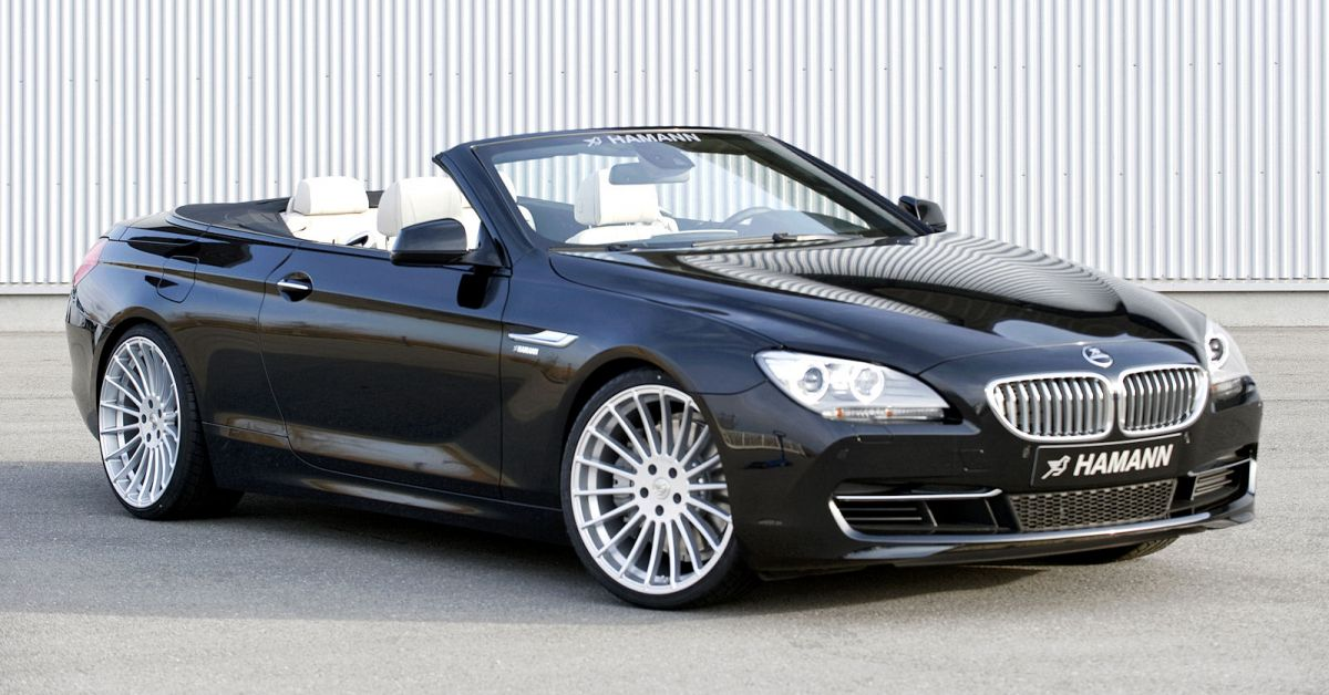 hamann bmw 6er cabrio f12 der sportliche feinschliff. Black Bedroom Furniture Sets. Home Design Ideas