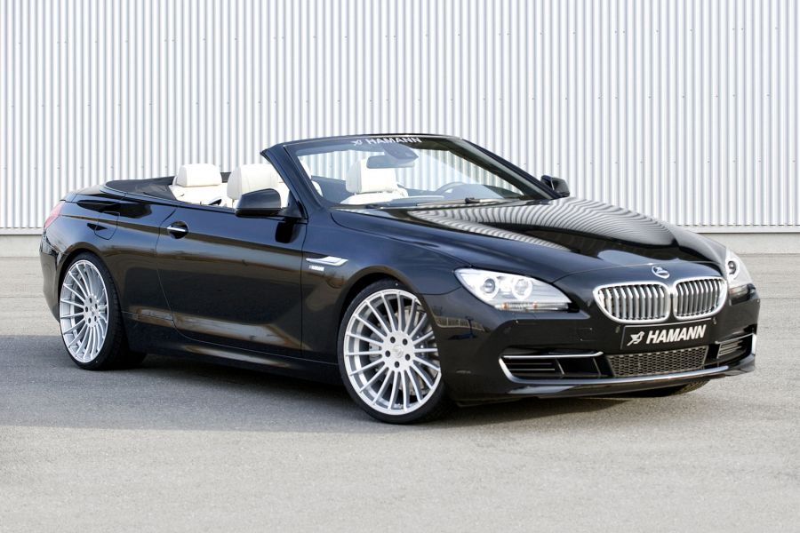 hamann bmw 6er cabrio f12 der sportliche feinschliff speed heads. Black Bedroom Furniture Sets. Home Design Ideas