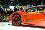 Hamann Nervudo Lamborghini Aventador 6.5 V12 Supersportwagen Biturbo Zwölfzylinder Seite