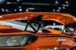 Hamann Nervudo Lamborghini Aventador 6.5 V12 Supersportwagen Biturbo Zwölfzylinder Heckflügel