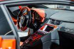 Hamann Nervudo Lamborghini Aventador 6.5 V12 Supersportwagen Biturbo Zwölfzylinder Interieur Innenraum Cockpit