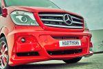 Hartmann Tuning Mercedes-Benz Sprinter 319 CDI Kastenwagen langer Radstand Vansports Felgen Räder Bodykit Sport Transporter Nutzfahrzeug Front
