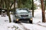 subaru forester 2.0x test - boxer suv offroad geländewagen lifestyle cvt x-mode allrad front ansicht