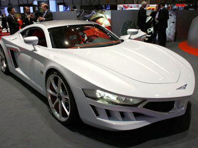 Hispano Suiza V10 Supercharged