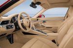 Porsche 911 991 Carrera Coupe 3.4 Boxer PDK Sport Chrono Paket Sport Plus PDCC Interieur Innenraum Cockpit
