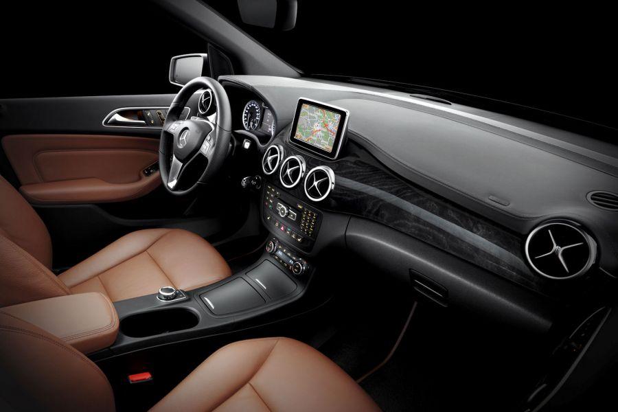 Mercedes B-Klasse: Die neue Generation - Die ersten Bilder des ...