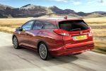 Honda Civic Tourer 2014 Kombi Kofferraum Laderaum Magic Seats 1.6 i-DTEC Diesel 1.8 i-VTEC Benzinmotor ADS Comfort Normal Dynamic Heck Seite