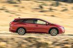 Honda Civic Tourer 2014 Kombi Kofferraum Laderaum Magic Seats 1.6 i-DTEC Diesel 1.8 i-VTEC Benzinmotor ADS Comfort Normal Dynamic Seite