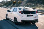 Honda Civic Type R 2015 Kompaktsportler Street Racer 2.0 i-VTEC Turbo Benzinmotor Hot Hatch +R Modus GT Pack Heck Seite