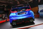 Honda Civic Type R 2015 Prototyp Kompaktsportler Street Racer 2.0 i-VTEC Turbo Benzinmotor Steer Axis Hot Hatch Heck