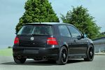 HPerformance VW IV Golf R32 R30 Precision PT6235 Turbolader Boost Controller Recaro Pole Position Heck Seite