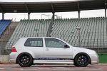 HPerformance VW IV Golf R32 VR6 Leistungssteigerung Tuning HPA Turbokit EFR550 HRE FF01 Rad Felge Seite