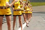 DTM Tourenwagen Motorsport Racing Grid Girls Carbabes