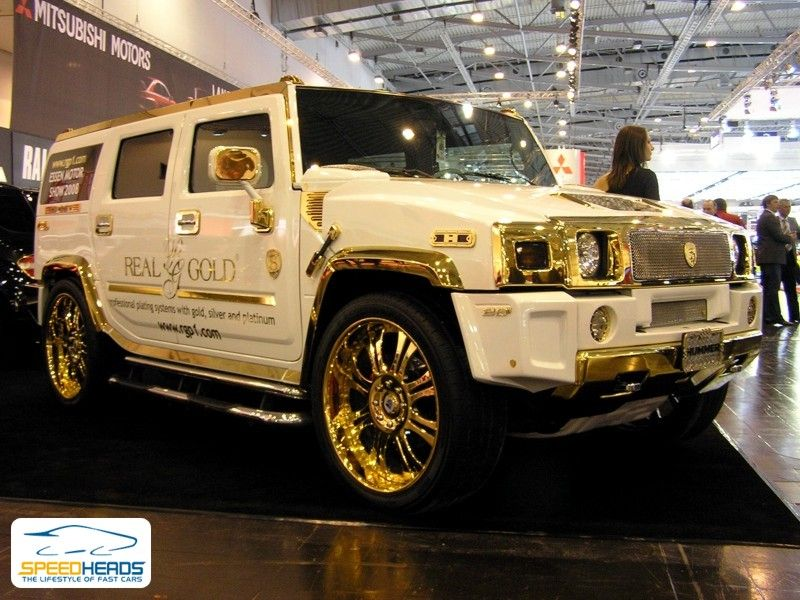 » Only In Dubai: 22 Luxurious Vehicles