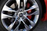 Hyundai Genesis Coupe 2014 Facelift 3.8 V6 2.0T Turbo Sportler Sportwagen Rad Felge