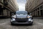 Hyundai Genesis Coupe 2014 Facelift 3.8 V6 2.0T Turbo Sportler Sportwagen Front