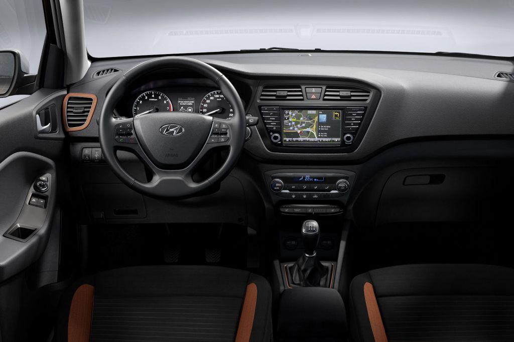 Hyundai 2015 die attacke geht weiter die sportler for Interieur hyundai i20