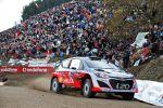 Hyundai i20 WRC World Rally Championship Rallye Weltmeisterschaft Hyundai Motorsport GmbH HMSG Fafe Rally Sprint 2014 Portugal