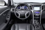 Hyundai i30 Facelift 2015 7DCT Doppelkupplungsgetriebe Smart Parking Assist System SPAS Interieur Innenraum Cockpit