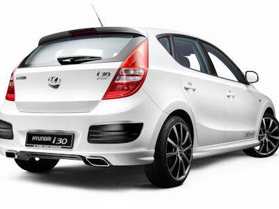 Hyundai i30 Sport Limousine i30cw Kombi Sondermodell Sonderedition