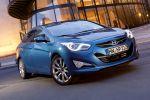 Hyundai i40 2014 Limousine GDI CRDI CRDI FlexSteer Comfort Style Premium Front