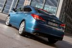 Hyundai i40 2014 Limousine GDI CRDI CRDI FlexSteer Comfort Style Premium Heck