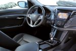 Hyundai i40 2014 Limousine GDI CRDI CRDI FlexSteer Comfort Style Premium Interieur Innenraum Cockpit