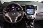 Hyundai ix20 Crossline Offroad Optik Minivan SUV Interieur Innenraum Cockpit