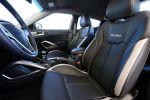 hyundai veloster turbo style test - city coupe kurven exot sportler sportwagen rennsemmel fahrbericht interieur innenraum cockpit