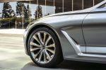 Hyundai Vision G Coupe Concept V8 Oberklasse Luxusklasse Rad Felge