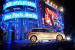 Public Viewing Hyundai Fan Park Berlin Fußball Europameisterschaft 2012 Branding