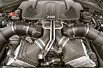 BMW M5 (F10) Test - Motor V8 Bi Turbo 680 Nm 560 PS