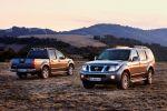 Nissan Pathfinder Navara Platinum SUV Pickup Offroad Gunmetall 2.5 dCi Turbo Diesel