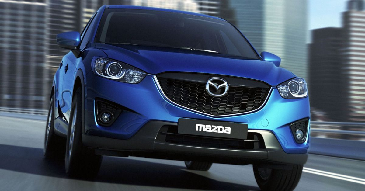 mazda cx 5 der neue crossover suv ist enth llt speed heads. Black Bedroom Furniture Sets. Home Design Ideas
