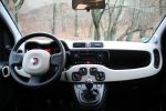 fiat panda 4x4 1.3 16v multijet test - allrad offroad geländewagen 1.3 16v multijet turbodiesel sperrdifferential kleinwagen interieur innenraum cockpit