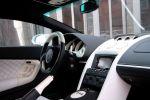 Anderson Germany Lamborghini Gallardo White Edition LP 560-4 Interieur Innenraum Cockpit Carbon Alcantara Leder