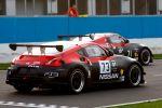 Nissan GT Academy 2012 Gewinner Sieger Peter Pyzera Silverstone Racecamp Sony Playstation Gran Turismo Training Heck Seite Ansicht